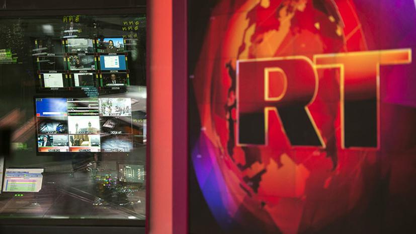 RT вышел в финал Monte-Carlo TV Festival с эфиром о гуманитарной катастрофе в Мосуле