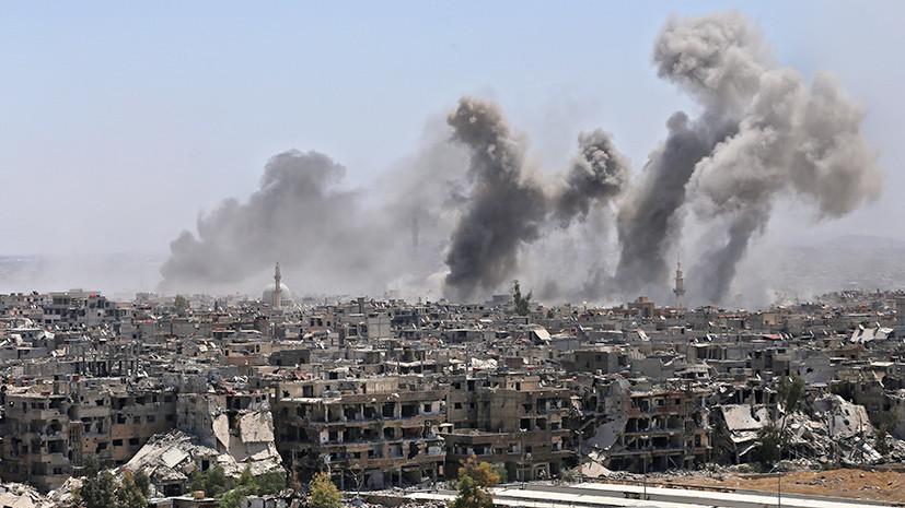 «Никаких планов помощи не было»: почему США и ЕС не намерены участвовать в восстановлении Сирии