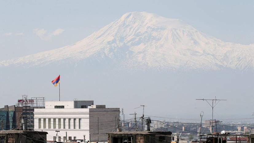 Песков заявил, что в Кремле надеются на скорейшее разрешение ситуации в Армении