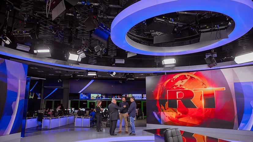 Сайт телеканала RT стал лидером премии «Медиатор» в номинации «Самые читаемые медиа»