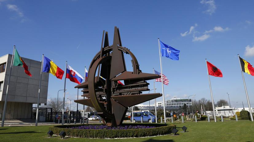 Венгрия заявила о планах продолжать ветировать вступление Украины в НАТО