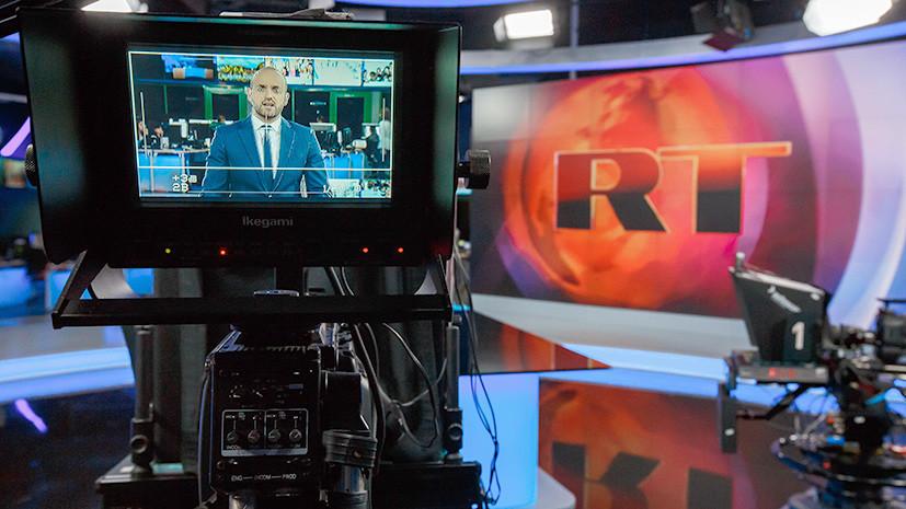 RT завоевал интернет-«Оскар» Webby Awards по итогам зрительского голосования