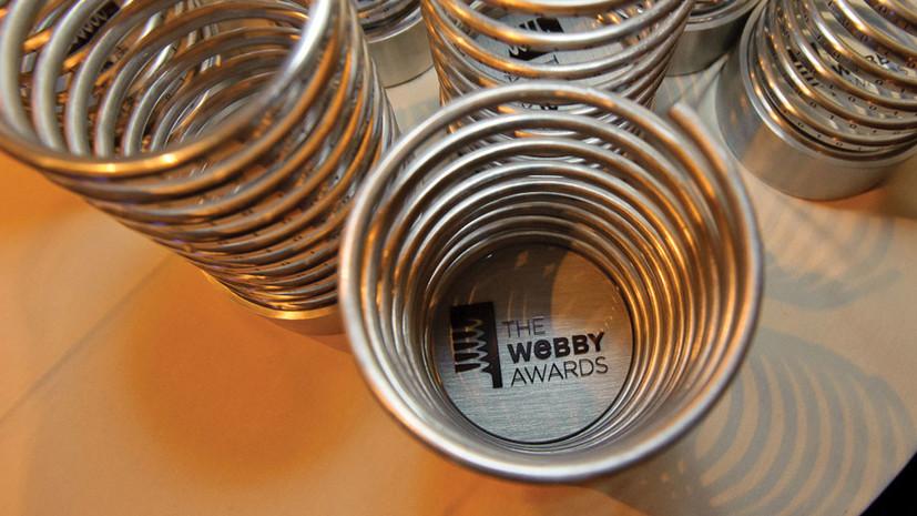 RT победил в зрительском голосовании премии Webby Awards