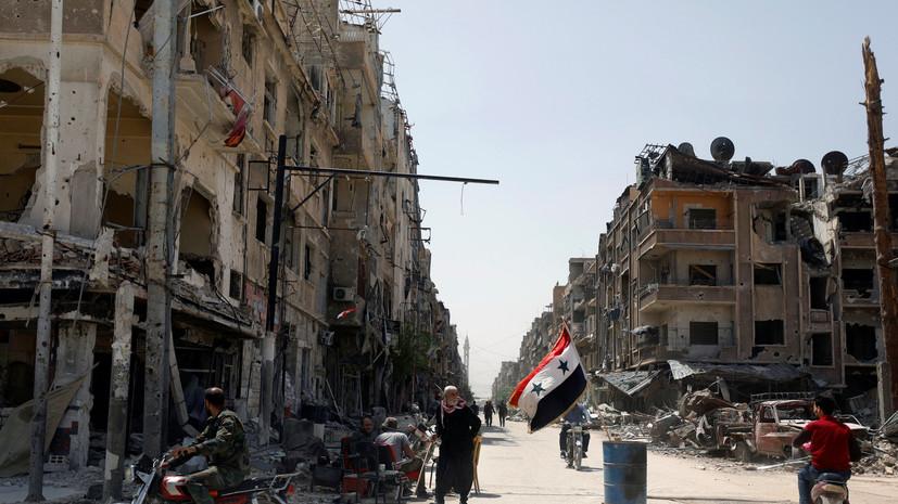 Чижов заявил о готовности России сотрудничать со всеми, кто планирует помочь Сирии