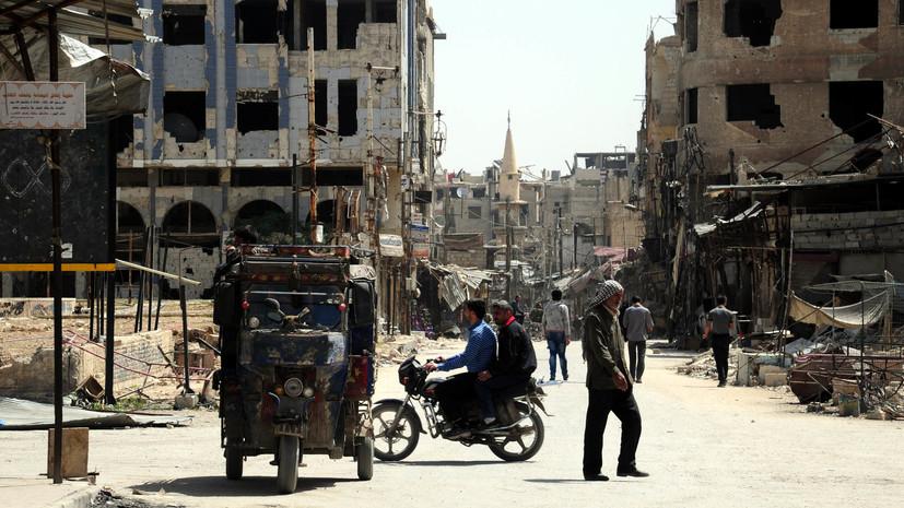 Чижов: Запад перестал интересоваться ситуацией в Алеппо и Восточной Гуте после их освобождения