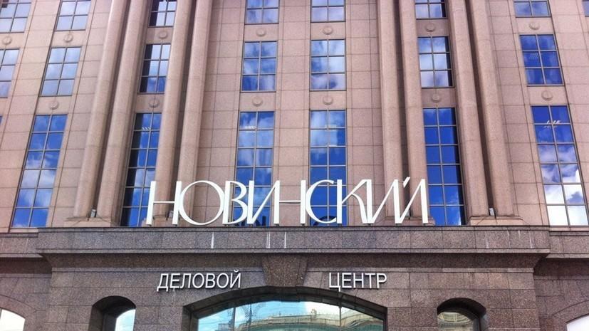 МЧС не обнаружило признаков задымления в ТЦ в центре Москвы