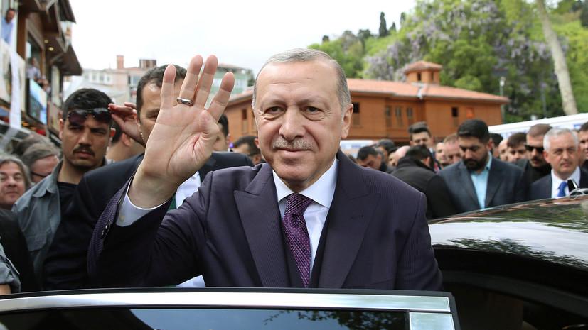 В Узбекистане анонсировали визит Эрдогана