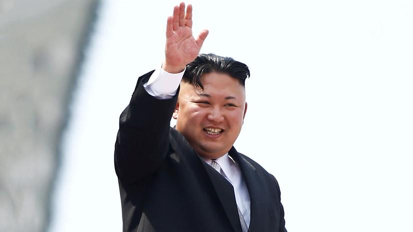 Ким Чен Ына на межкорейском саммите будет сопровождать его сестра