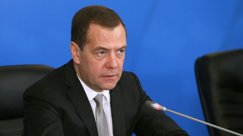 Генсек правящей партии Японии анонсировал встречу с Медведевым
