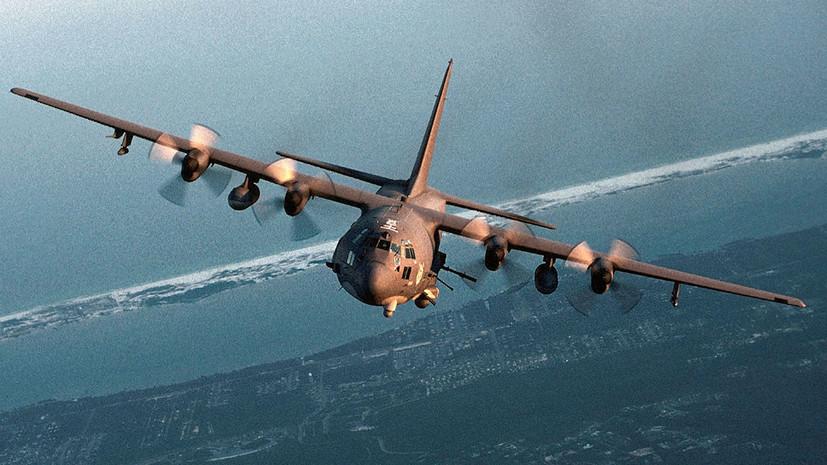 «Так они воевать не привыкли»: в Пентагоне заявили о применении средств РЭБ против ВВС США в Сирии
