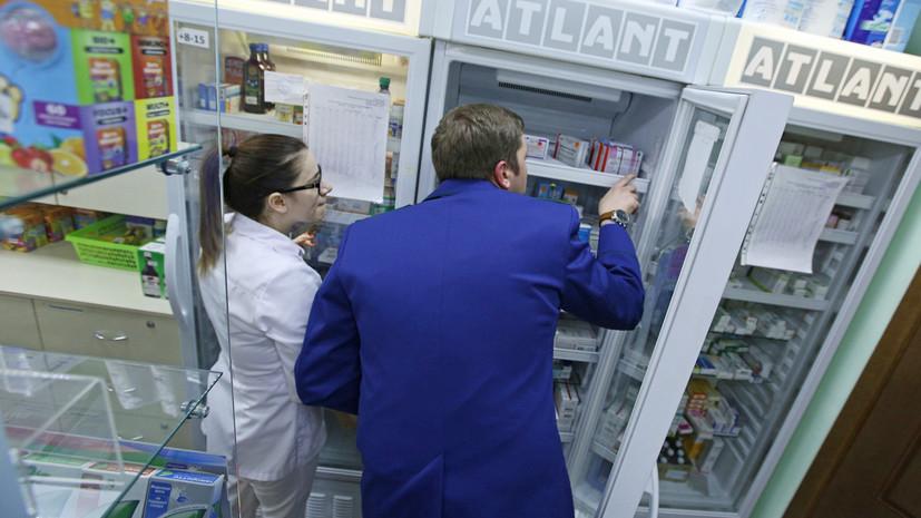 В Москве полиция провела масштабный рейд по аптекам