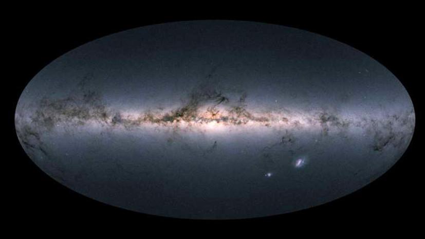 Что может рассказать о Вселенной трёхмерная карта звёздного неба