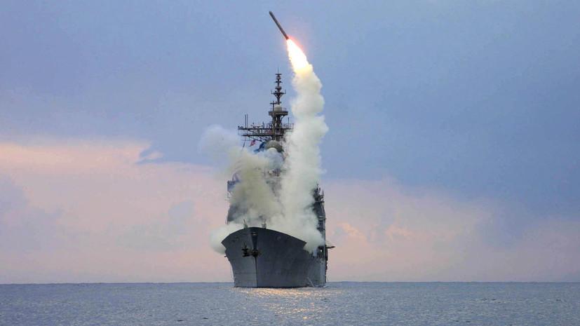 В России изучают обнаруженные в Сирии «умные» ракеты США