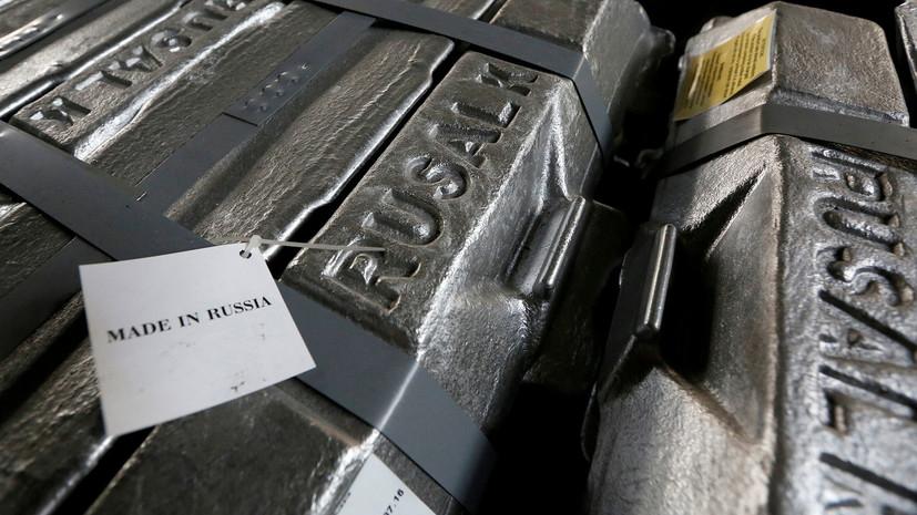 СМИ узнали о намерении Дерипаски сохранить контроль над РУСАЛом