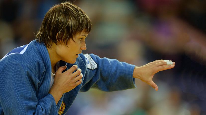 Российские дзюдоисты завоевали три золотые медали на чемпионате Европы в Тель-Авиве