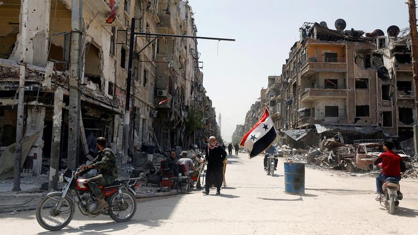 Как прошёл брифинг России в ОЗХО с участием свидетелей «химатаки» в сирийской Думе