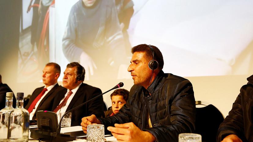 Шульгин заявил, что постпред США при ОЗХО отговаривал партнёров идти на брифинг России