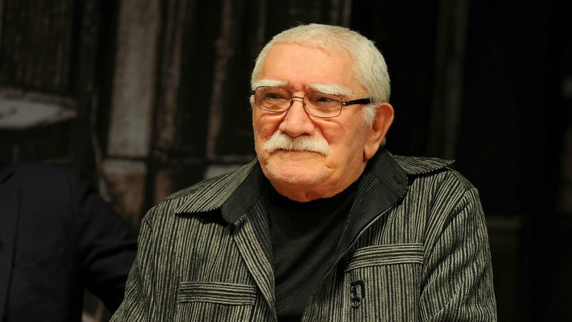 Друг Армена Джигарханяна рассказал о состоянии актёра