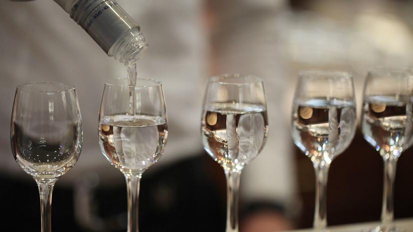 В Минздраве рассказали о снижении количества потребляемого алкоголя в России с 2006 года на 40%