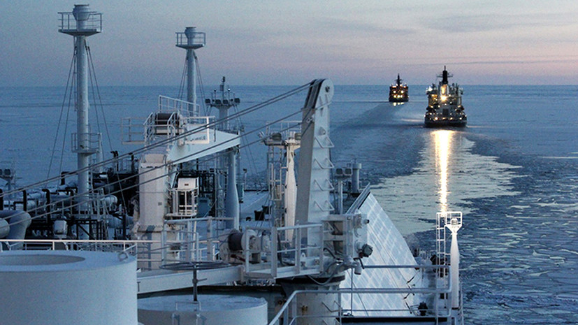 Экспортные амбиции: с чем связано усиление конкуренции на рынке сжиженного природного газа