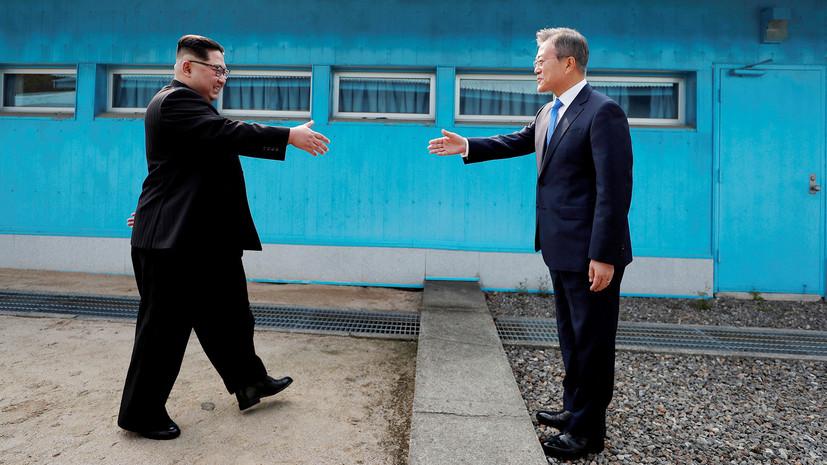 Эксперт рассказал о возможных перспективах встречи лидеров КНДР и Южной Кореи