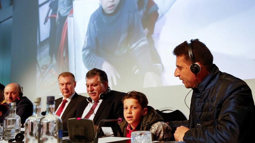 Эксперт прокомментировал заявление постпреда России при ОЗХО о бойкоте Западом брифинга по Сирии