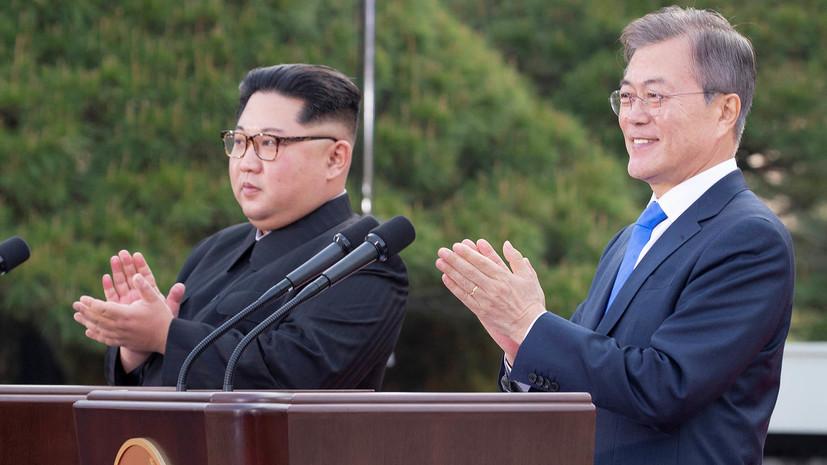 В МИД России заявили о готовности помочь в налаживании взаимодействия между КНДР и Южной Кореей