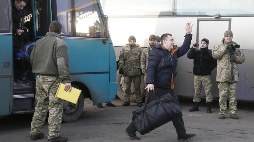 Грызлов рассказал о возможности обмена пленными в Донбассе в ближайшее время