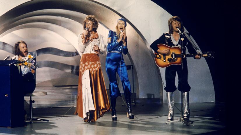 Группа ABBA записала две новые песни