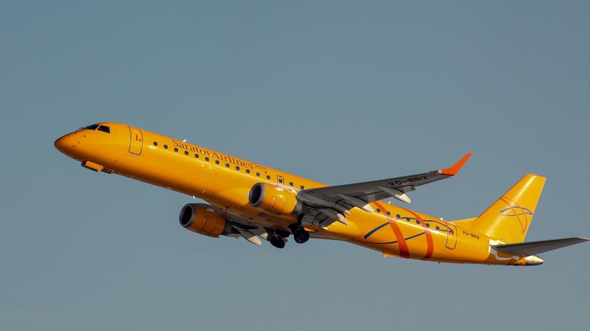 «Саратовские авиалинии» обратились в прокуратуру с заявлением о клевете со стороны МАК