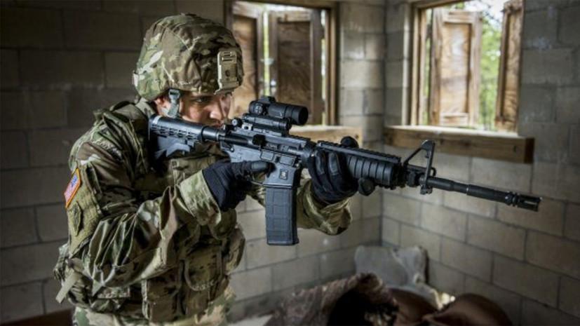 Операция «Мегаполис»: почему военные США заявили о неспособности вести боевые действия в городах