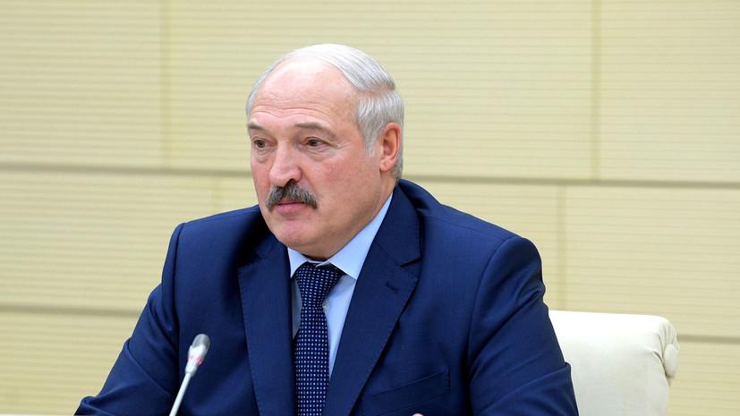 Лукашенко заявил, что жители Белоруссии могут сделать страну «цветущим краем»