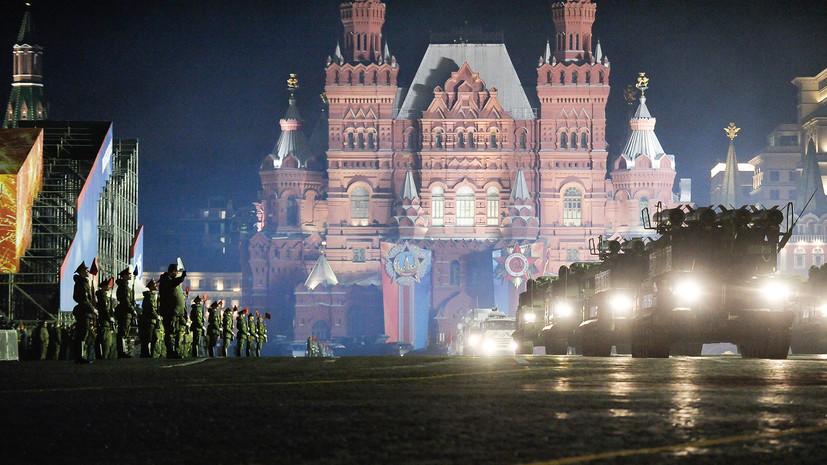 Красную площадь закроют для посещения с 4 по 9 мая из-за мероприятий ко Дню Победы