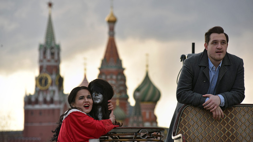 2019-й будет объявлен в Российской Федерации Годом театра— Путин