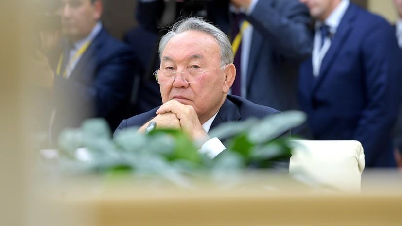 Президент Казахстана считает Россию «богом данным соседом»
