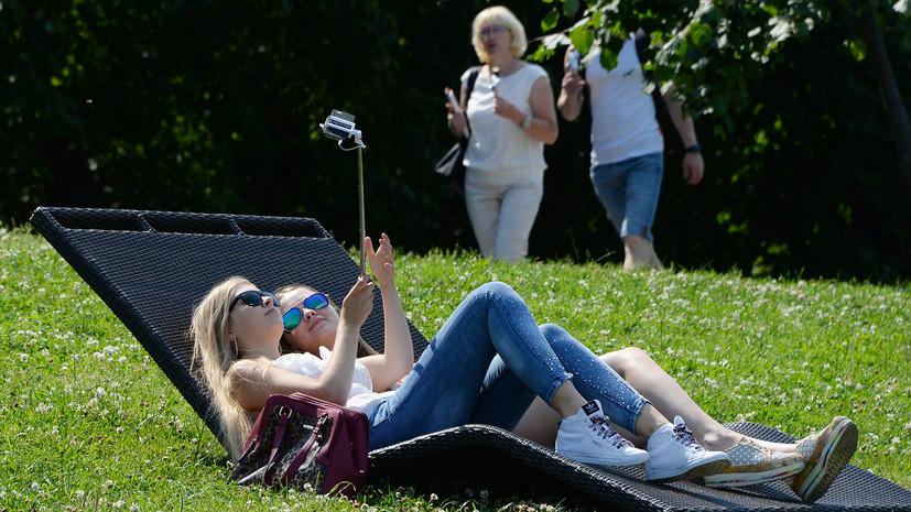 Какая погода ждёт россиян на майские праздники