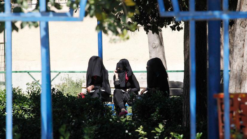 Как в Ираке россиянок судят за связь с террористами