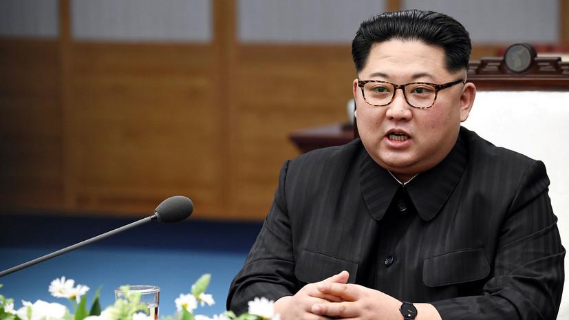 Источник: ядерный полигон в КНДР может быть закрыт до встречи Трампа с Ким Чен Ыном