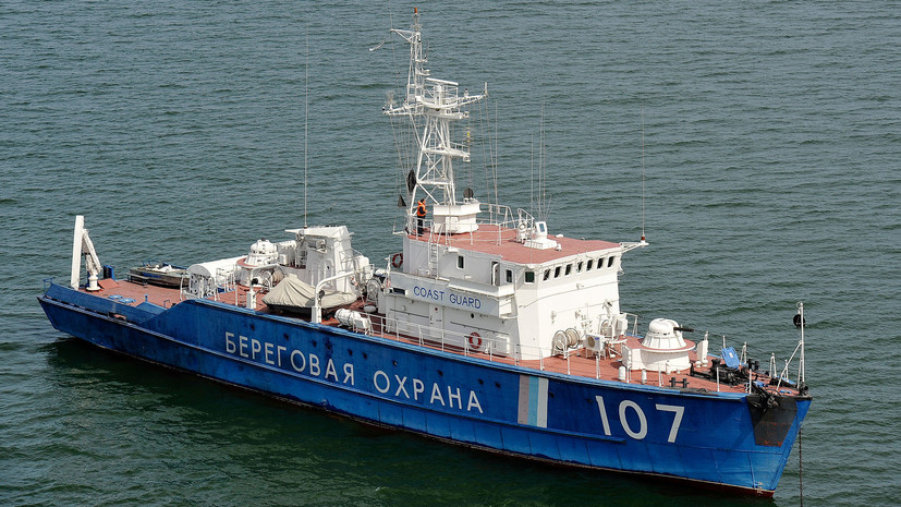 В ФСБ заявили о намерении пресекать деятельность украинских браконьеров в Азовском море