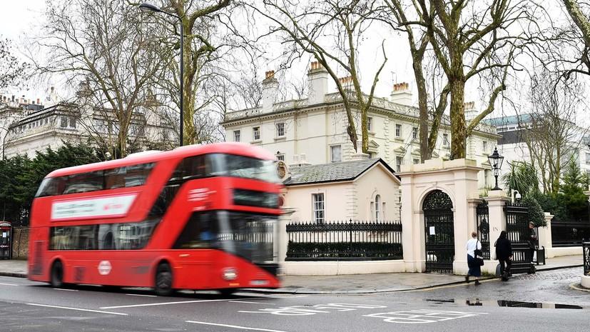 Посольство отреагировало на статью о влиянии «российских ботов» на выборы в Британии