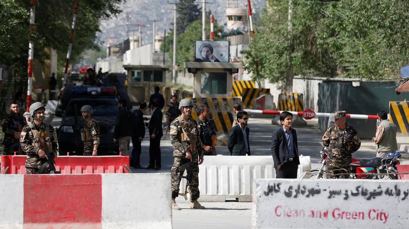 Число погибших при взрывах в Афганистане возросло до семи