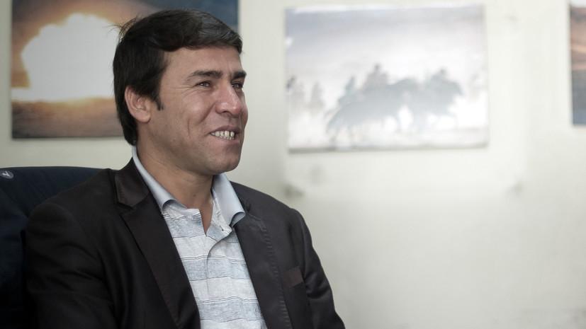 Фотограф AFP погиб в результате взрыва в Кабуле