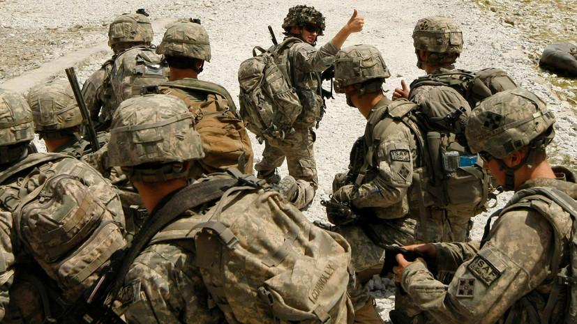 В НАТО рассказали, как долго миссия альянса будет в Афганистане