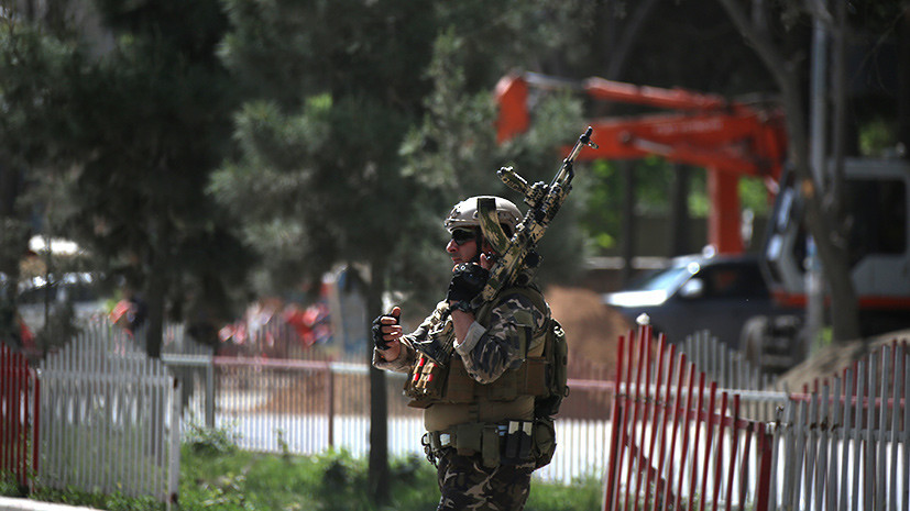 При взрывах в Афганистане пострадали 45 человек