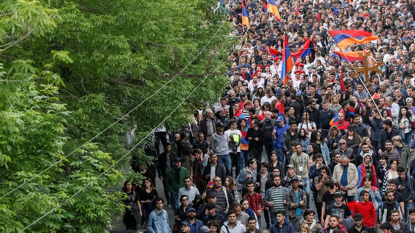 В ЕС отметили важность диалога для формирования нового правительства Армении