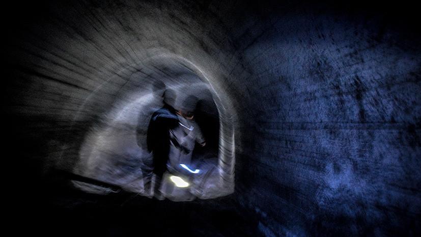 В Туве остановлена работа шахты, где произошло обрушение