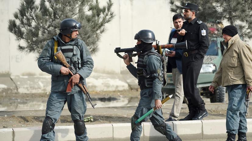 В Афганистане при нападении на военный конвой погибли 11 человек