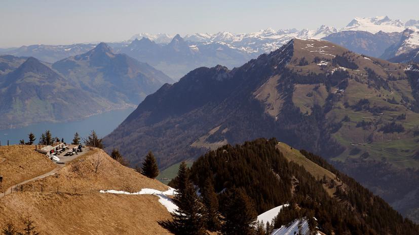 В консульстве в Милане сообщили о возможной гибели россиянки в Альпах