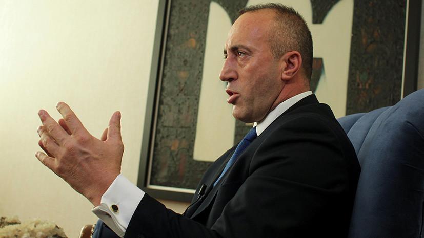 В Косове заявили, что никогда не признают независимость Каталонии