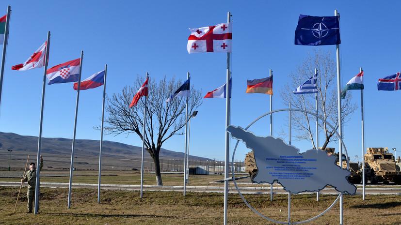 Эксперт оценил заявление премьера Грузии о возможности вступления страны в НАТО